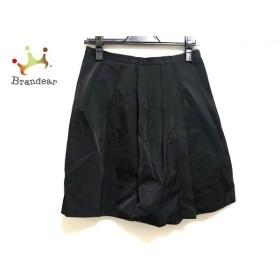 ベイジ BEIGE スカート サイズ2 M レディース 美品 黒 新着 20190914