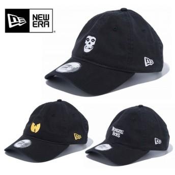 ニューエラ キャップ 帽子 メンズ new era 930 LIVE NATION MISFITS 12110791 /WU-TANG CLAN 12110790 /BEASTIE BOYS 12110793 9THIRTY クロスストラップ [0820]