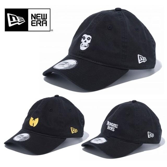 【5%還元】ニューエラ キャップ 帽子 メンズ new era 930 LIVE NATION MISFITS 12110791 /WU-TANG CLAN 12110790 /BEASTIE BOYS 12110793 9THIRTY [0820]