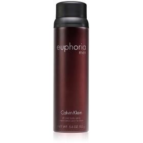 Euphoria by Calvin Klein Body Spray 5.4 oz / 160 ml (Men)