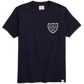 Brooks Brothers(ブルックス ブラザーズ) Red Fleece コットンジャージー NYC グラフィックTシャツ 32718230 ネイビー M