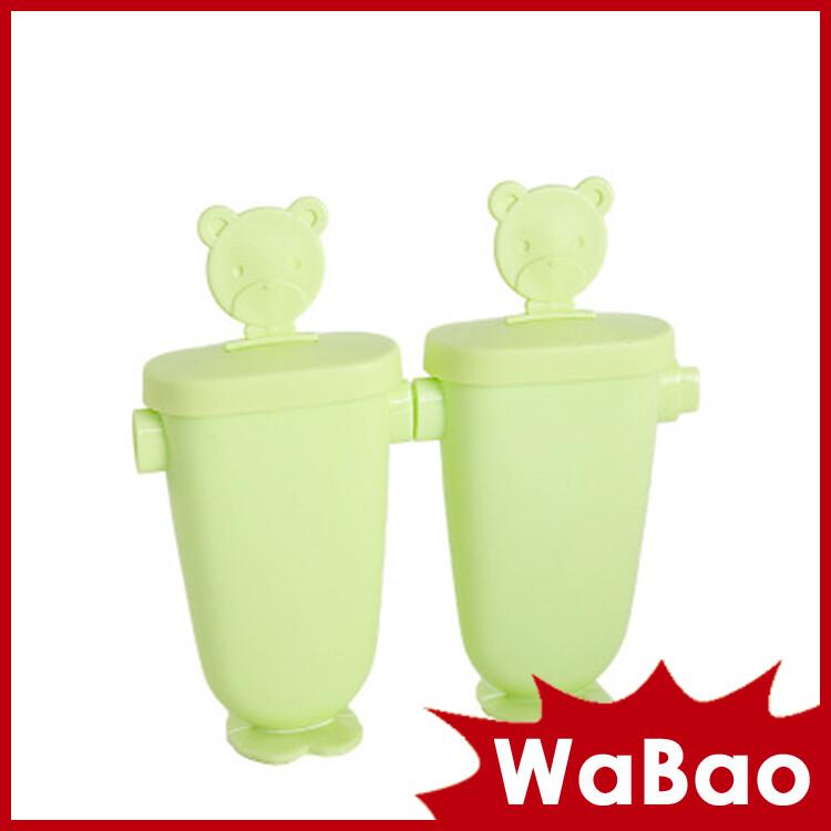 diy組合冰棍雪糕模具(小熊兩格)(d0b350-2)