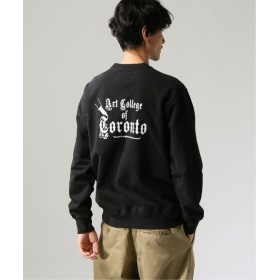 JOURNAL STANDARD 【Toronto Knitting Mills/トロント・ニッティングミルズ】ACTOR crew neck ブラック S