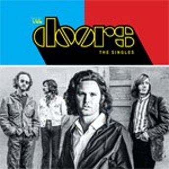 THE SINGLES(2CD+BLU-RAY)【輸入盤】▼/THE DOORS[CD+Blu-ray]【返品種別A】