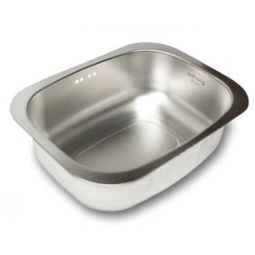 WANANG Stainless Steel Washing-up Bowl ステンレス304 洗い桶 [並行輸入品]