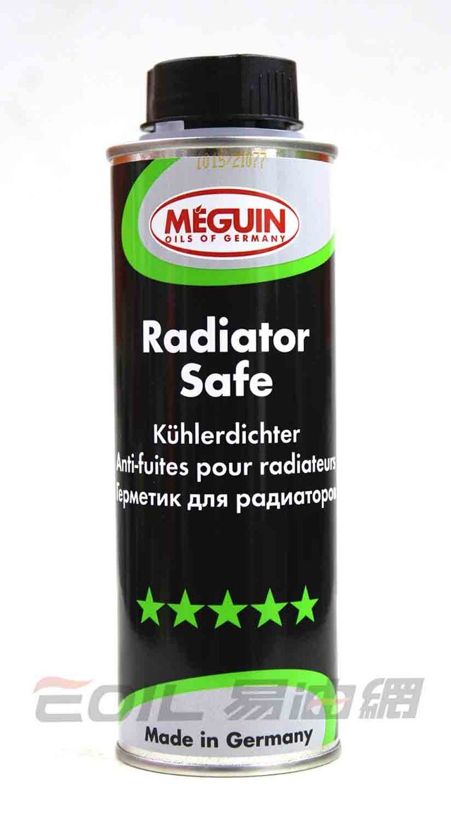Meguin Radiator Safe 水箱補漏劑 #6554