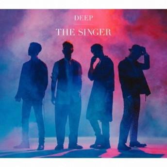 [枚数限定][限定盤]THE SINGER(初回生産限定盤)/DEEP[CD+DVD]【返品種別A】