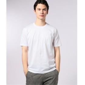 [マルイ]【セール】メンズTシャツ(シルケットテンジク クルーネック Tシャツ)/エディフィス(EDIFICE)