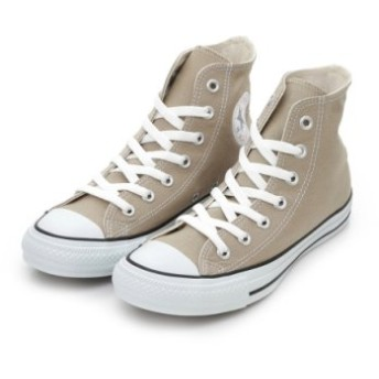 (emmi/エミ)【CONVERSE】CANVAS ALL STAR COLORS HI/レディース BEG 送料無料
