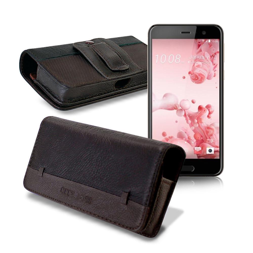cb apple iphone se2 / i8 / i7 4.7吋 品味柔紋橫式腰掛皮套