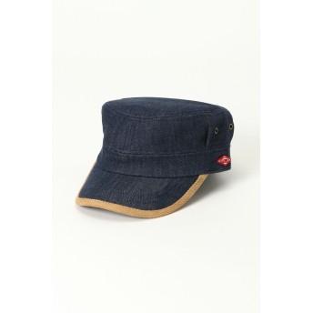 帽子全般 - ikka SLOWLYデニムコールワークキャップ