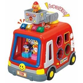 アンパンマン 音と光と手遊びいっぱい! DXパズル消防車