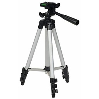 【新品】IFLYING 4段三脚 カメラ三脚 アルミ製 小型 3WAY雲台 収納専用バッグ付き 折り畳み可能 ド モバイル 汎用型 デジカメスタンド 撮