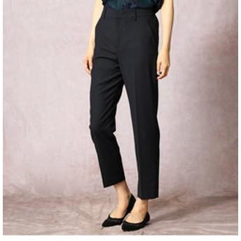 【COMME CA:スーツ・ネクタイ】センタープレスストレートパンツ