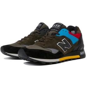 (NB公式)【ログイン購入で最大8%ポイント還元】 メンズ M577 UCT (ブラック) スニーカー シューズ(Made in USA/UK) 靴 ニューバランス newbalance