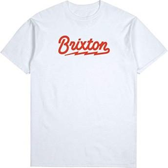 Brixton(ブリクストン) トップス Tシャツ Dory T-Shirt White,S メンズ [並行輸入品]