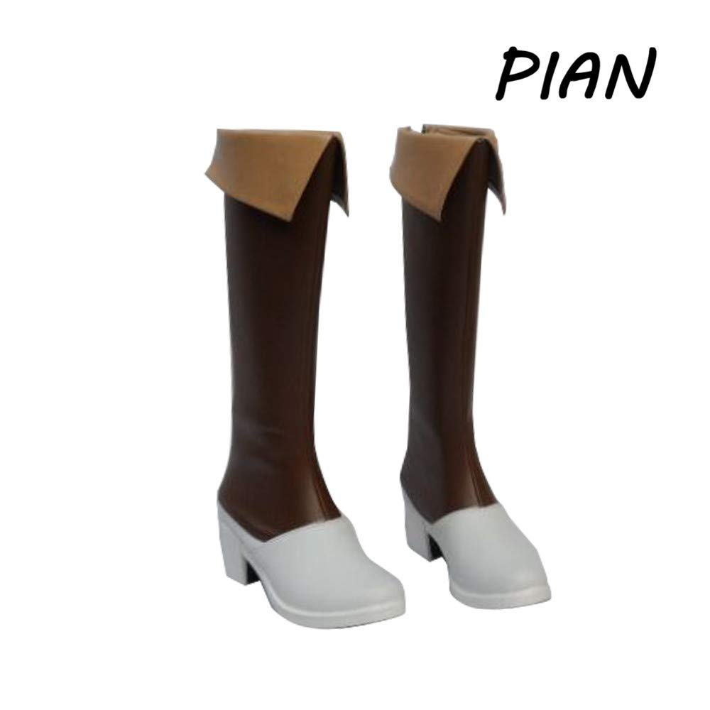 One Piece Sabo cos Cosplay Shoes Boots Anime Halloween Christmas