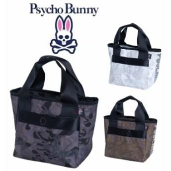 Psycho Bunny サイコバニー PSYCHED カモ GOLF ROUND TOTE PBMG9FJ2 2019年秋冬モデル