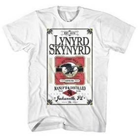 Lynyrd Skynyrd バンドTシャツ レイナードスキナード Manuf'd S