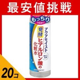 アクアモイスト 発酵ヒアルロン酸の化粧水 180mL 20個セット  ≪大型宅配便での配送≫
