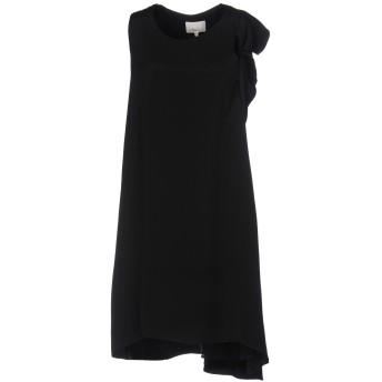 《セール開催中》3.1 PHILLIP LIM レディース ミニワンピース&ドレス ブラック 4 100% シルク