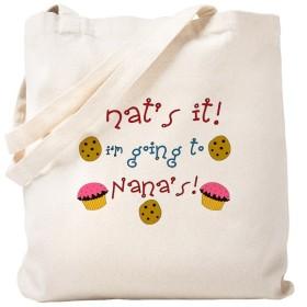 CafePress– That 's It 。I ' m Going to Nanaトートバッグ–ナチュラルキャンバストートバッグ、布ショッピングバッグ S ベージュ 0081245705DECC2