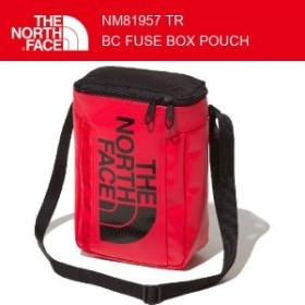 19fw ノースフェイス  BCヒューズボックスポーチ BCFuseBoxPouch NM81957  カラー TR THE NORTH FACE  正規品