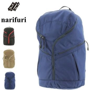 narifuri ナリフリ リュックサック 防水加工 A4 NF927