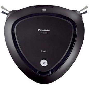 パナソニック(Panasonic) ロボット掃除機 MC-RX300S-K