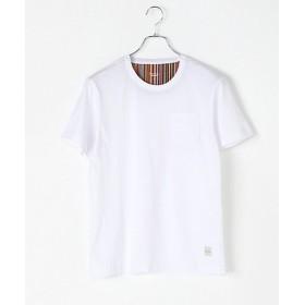 <ポール・スミス アンダーウェア> ホームウェア3点セット(Tシャツ、ハーフパンツ、巾着袋) 010シロ 【三越・伊勢丹/公式】
