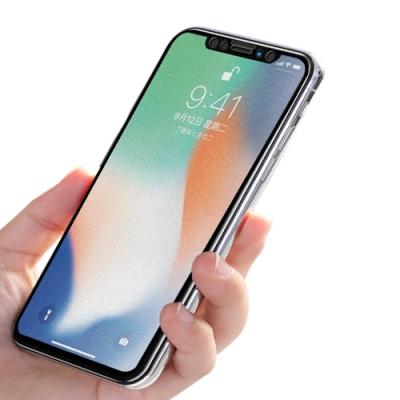 iPhone 11 Pro 軟邊 滿版 霧面 9H 鋼化玻璃膜 手機 保護貼 ( iPhone11Pro保護貼 11Pro保護貼 )
