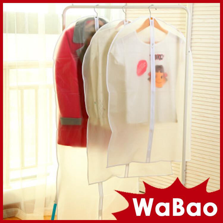 加厚可水洗衣服防塵罩(小號)(d03784)