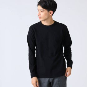 DRESSTERIOR(Men)(ドレステリア:メンズ)/ポケットロングTシャツ ヘビーウェイト天竺