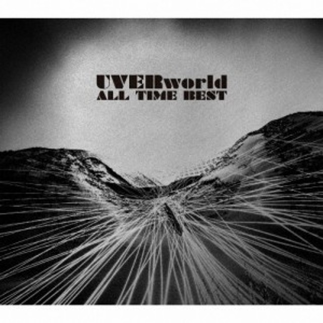 [枚数限定][限定盤]ALL TIME BEST(初回生産限定盤B)/UVERworld[CD+DVD]【返品種別A】
