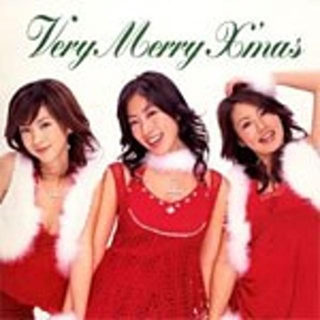 Very merry X'mas/ほしのあき・佐藤寛子・磯山さやか~マシュマロ・キッス~[CD+DVD]【返品種別A】