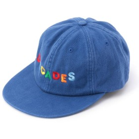 【60%OFF】 シップス アウトレット DECADES: ELEMENTARY 6PANEL キャップ メンズ ブルー ONE SIZE 【SHIPS OUTLET】 【セール開催中】