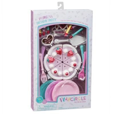 【 Play Circle】小公主生日蛋糕