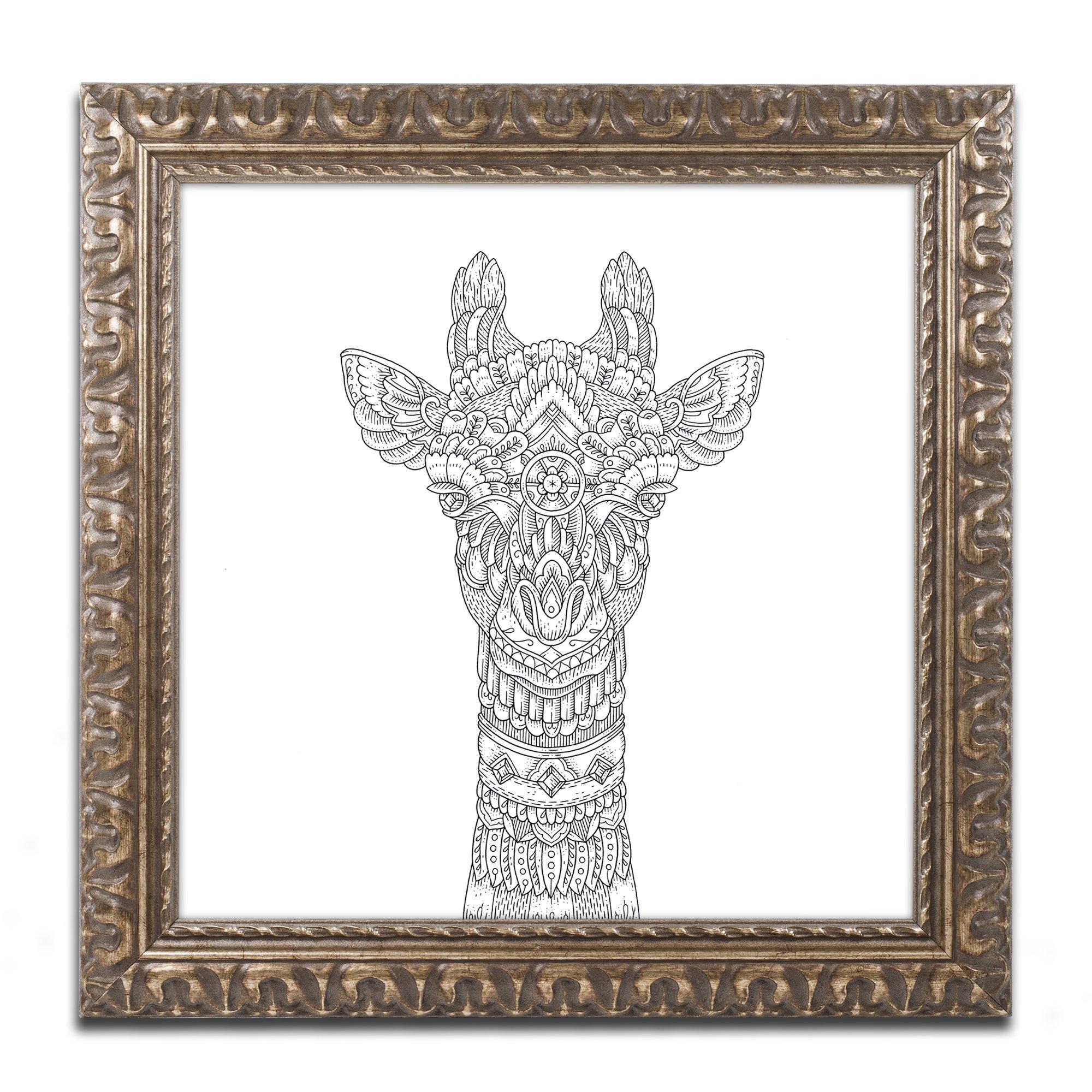 Giraffe PhotoINC Studio Photograph Animal Africa Print Poster 32x32