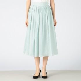 MICA & DEAL(マイカ アンド ディール)/lawn gather skirt