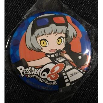 TGS2018 東京ゲームショウ 2018 ペルソナQ2 缶バッジ エリザベス セガ ペルソナ3 ペルソナ4 ペルソナ5