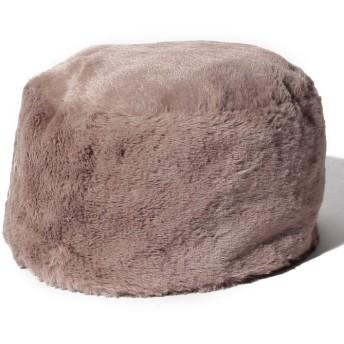 【50%OFF】 キャセリーニ アウトレット リバーシブルロシア帽 レディース グレー FREE 【Casselini OUTLET】 【セール開催中】