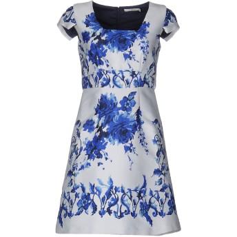 《セール開催中》DARLING London レディース ミニワンピース&ドレス ブルー 8 ポリエステル 84% / ナイロン 16%