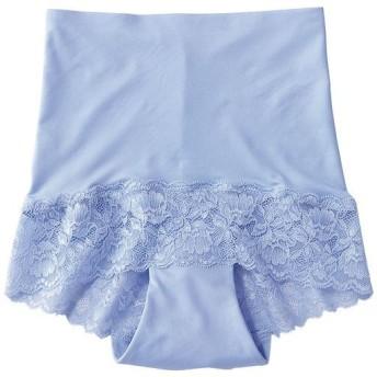 【レディース】 ショーツガードル - セシール ■カラー:プラシッドブルー ■サイズ:L,LL,3L,M
