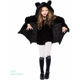 ハロウィン 衣装 子供 コスプレ 子供 衣装大人 キッズ用 コウモリ着ぐるみ ハロウィーン衣装 子供 コウモリ お揃い コスチューム 仮装
