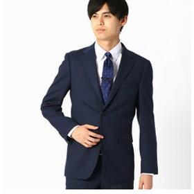 【COMME CA ISM:スーツ・ネクタイ】《セットアップ》 ピンヘッド スーツジャケット