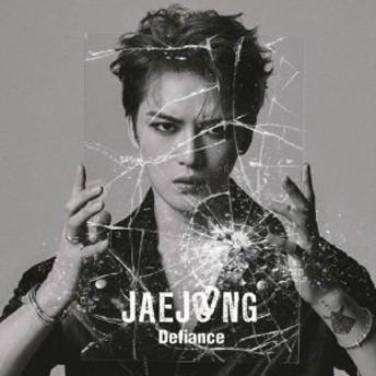 [枚数限定][限定盤]Defiance(初回生産限定盤B)/ジェジュン[CD+DVD]【返品種別A】