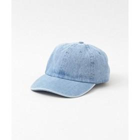 [サニーレーベル] 帽子 キャップ NEWHATTAN CAP レディース ライトインディゴ one