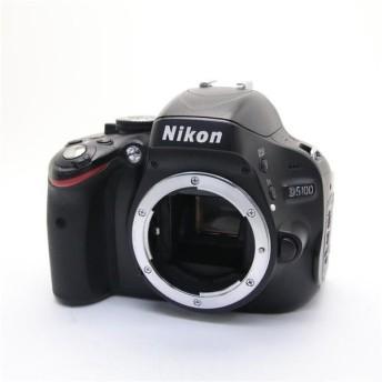 《並品》Nikon D5100 ボディ