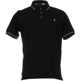 《セール開催中》BALLANTYNE メンズ ポロシャツ ブラック S 100% コットン
