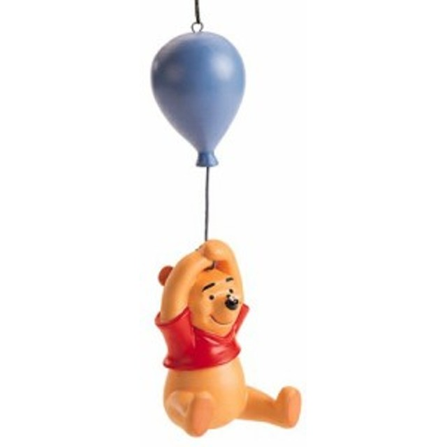 □WDCC くまのプーさん オーナメント Winnie the Pooh Ornament Up To The Honey Tree